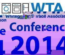Whitegood Conference 2014