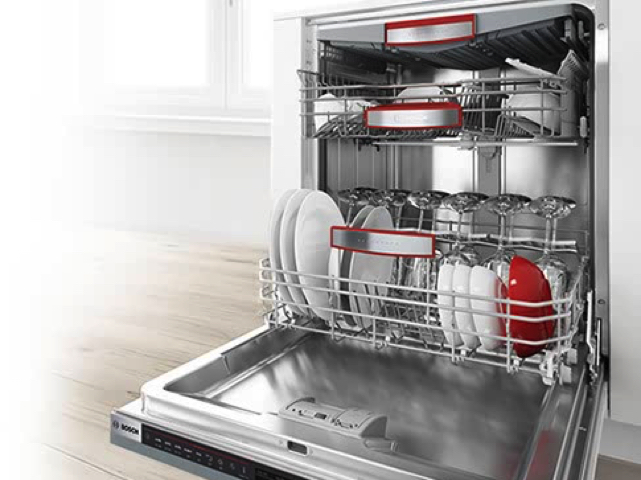 Bosch dishwashers are in short supply