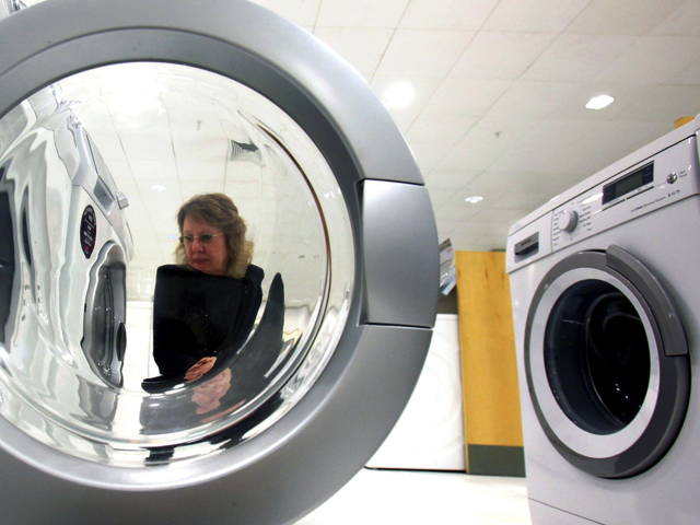 Will we share our washing machines with others in the future?