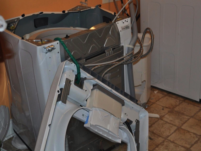 Samsung washing machines explode in the USA