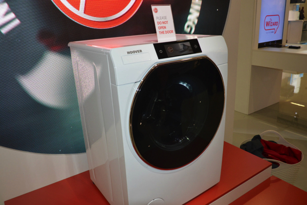 Hoover TED washing machine