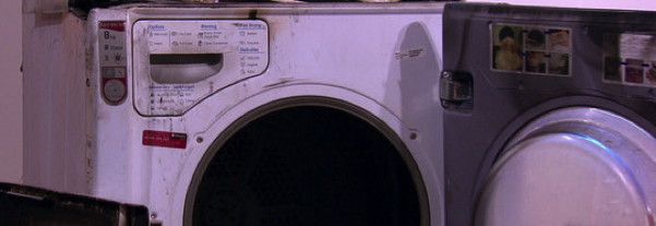 Hotpoint tumble dryer fire remains