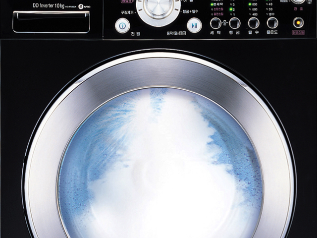 LG goes head to head with Miele over steam washing machine patents