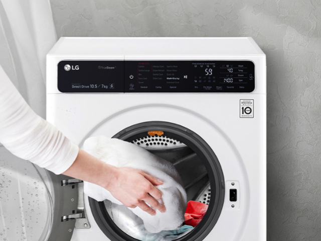 LG continues to put smarts in appliances