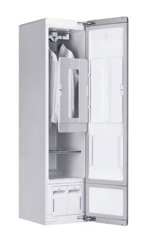 LG Styler steam drying cabinet thing