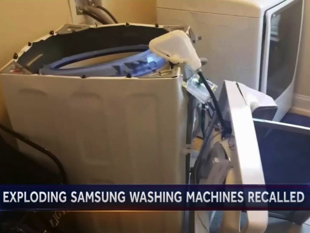 Samsung repair for recalled machines seeing huge delays