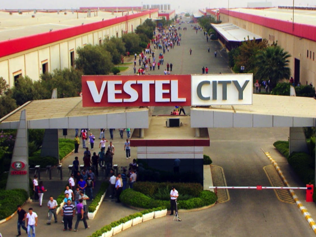 Vestel build a new €70 Million factory to build washing machines and tumble dryers