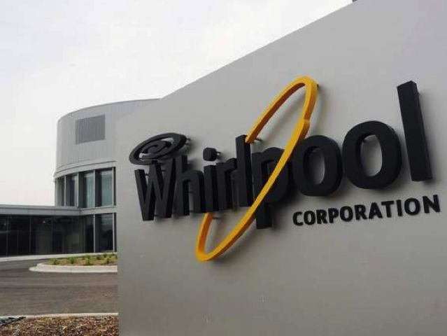 Whirlpool Profits Warning