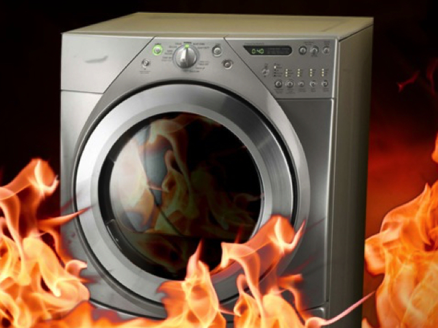 Electrolux now has dryer fires as well!