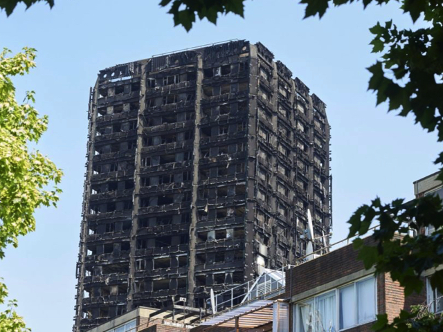 Hotpoint Fridge Caused Grenfell Fire