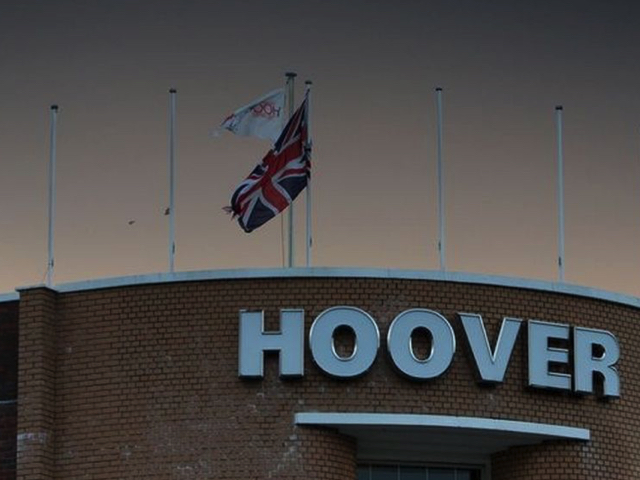 Is Candy Hoover Group in trouble?