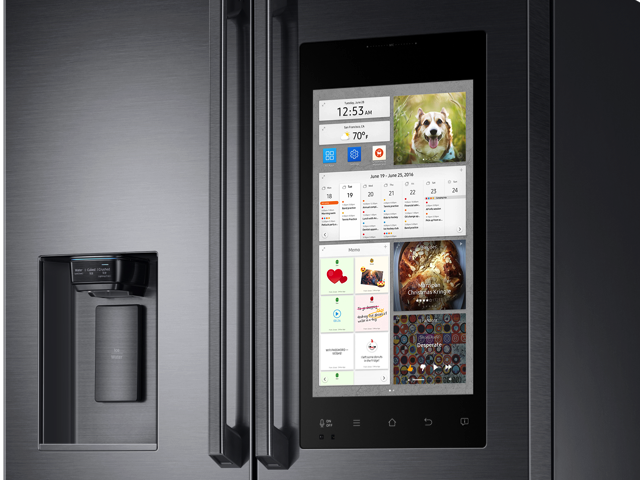 Samsung launches new fridges with Family Hub 2.0