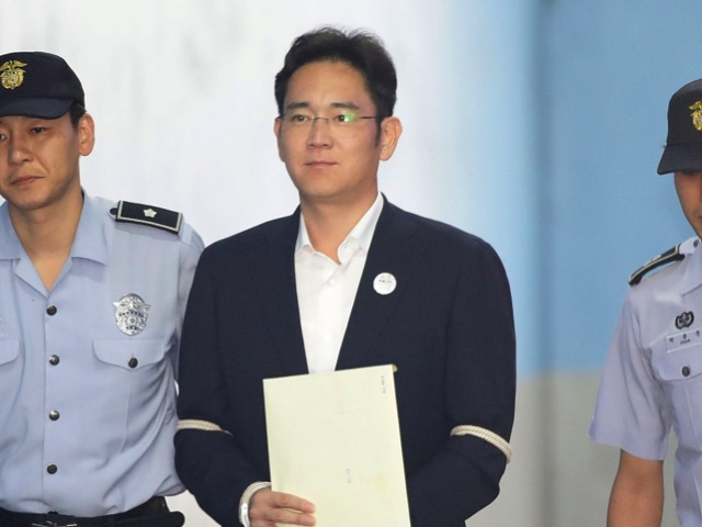 Samsung's vice president jailed for bribery and corruption