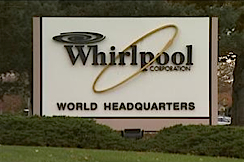 Whirlpool reports profit but outlook seems gloomy