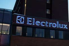 Electrolux headquarters say that prices will increase