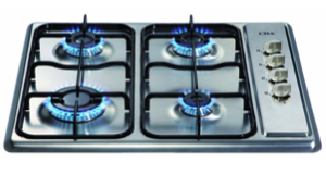 CDA built in gas hob