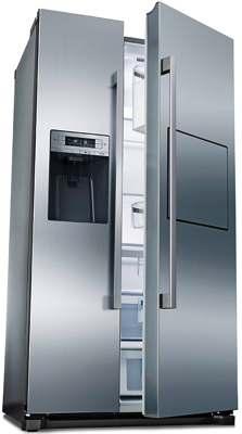 American Fridge Freezers Airflow