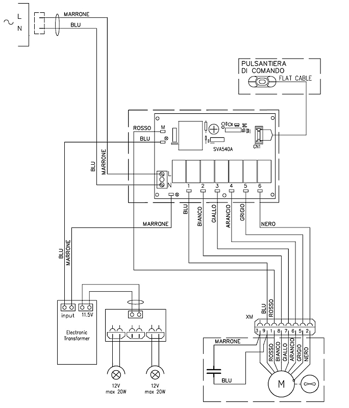 Wiring Diagram For A Range Hood