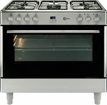 A typical Flavel range cooker