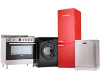 A selection of Montpellier appliances