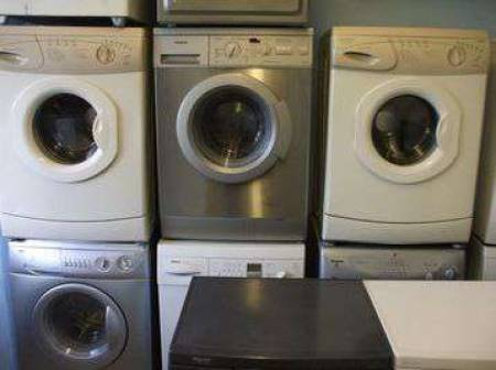 Second hand washing machines