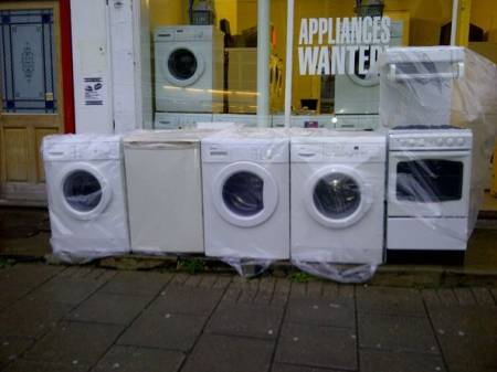 Used washing machines for sale