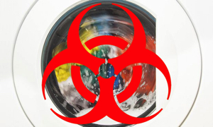 Is your washing machine a biohazard?