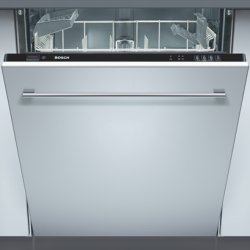 An integrated dishwasher