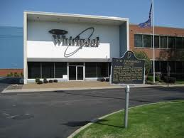 Whirlpool Corporation headquarters Evansville