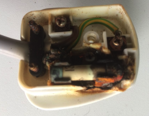 beko dryer plug
