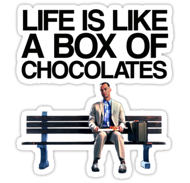 Forrest Gump summed up the appliance industry with a box of chocolates