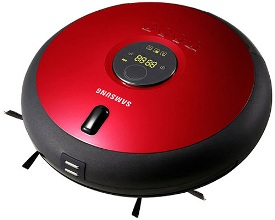 The Samsung robotic floor cleaner, hoover or vaccum cleaner, the Furot II.
