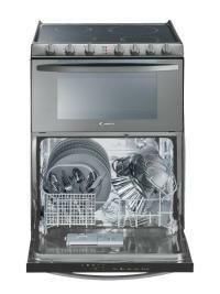 The Candy Trio, a dishwasher, oven and hob in one appliance