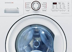 Daewoo order to pay a massive 71% duty on washing machine sales