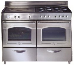 A Rosieres Paul Bocuse range cooker that we supply spare parts for